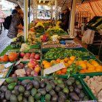 Markt in Ludwigsburg